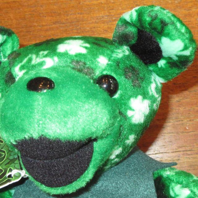 画像3: EDITION3 GRATEFUL DEAD BEAN BEAR デッドベア ビーンベア 人形 Reuben 90's / 160722