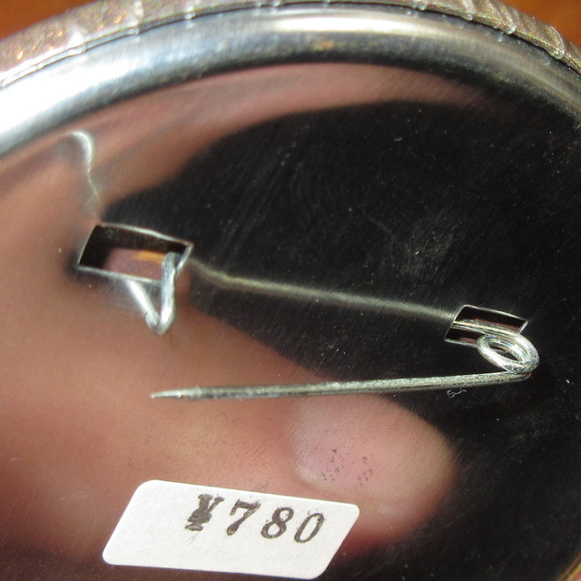 画像3: ヴィンテージ Rod Stewart ロッドスチュワート ビッグサイズ 缶バッジ 80's / 160810