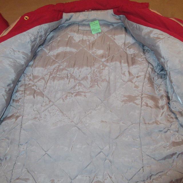 画像3: 古着 UNKNOWN ブランド不明 ギャバジン ジャケット ハーフコート 50's / 170111