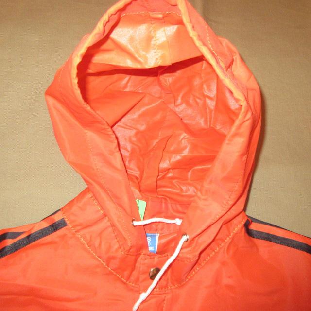 画像3: 古着 adidas アディダス ユーロ物 ナイロン ウインドブレーカー パーカ ジャケット ORG 70's / 170404
