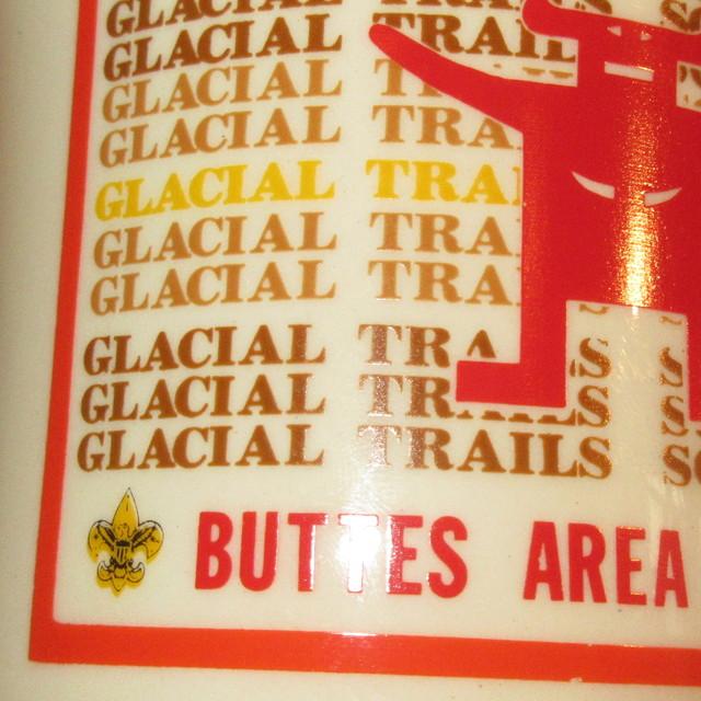 画像3: 古着 BSA BOY SCOUT ボーイスカウト BUTTES AREA COUNCIL マグ ヴィンテージ アンティーク / 170407