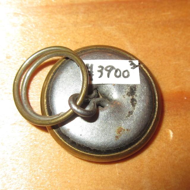 画像3: 古着 CARHARTT カーハート チェンジボタン 3 ワークブランド ヴィンテージ アンティーク 40's / 170407