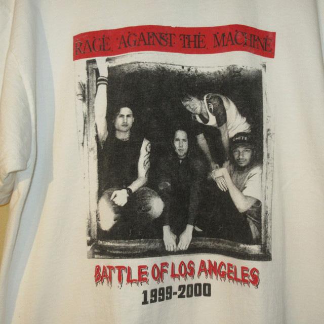 画像3: 【過去に販売した商品です/SOLD OUT】古着 RAGE AGAINST THE MACHINE Tシャツ 00's/170410