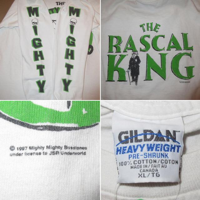 画像4: 【過去に販売した商品です/SOLD OUT】古着 THE MIGHTY MIGHTY BOSSTONES マイティマイティボストーンズ 長袖 Tシャツ 90's/170410
