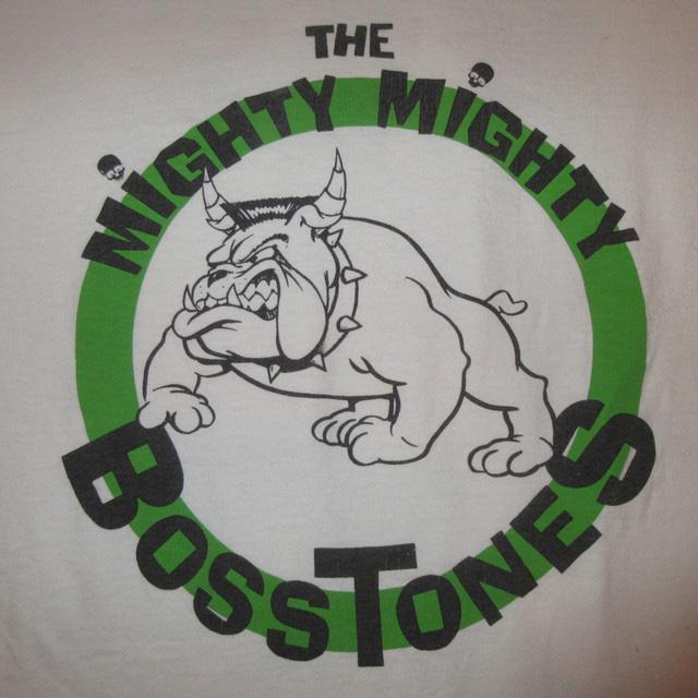 画像3: 【過去に販売した商品です/SOLD OUT】古着 THE MIGHTY MIGHTY BOSSTONES マイティマイティボストーンズ 長袖 Tシャツ 90's/170410