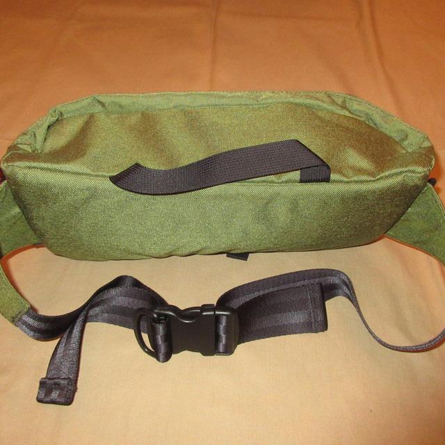 画像2: 新品 USA製 TOPO DESIGNS トポデザイン HIP PACK ヒップパック ブタ鼻 ウエストバッグ BAG OLV 00's /170511