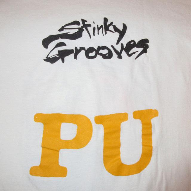 画像4: 【過去に販売した商品です/SOLD OUT】古着 LIMBO MANIACS リンボーマニアックス STINKY GROOVES Tシャツ 90's/170601