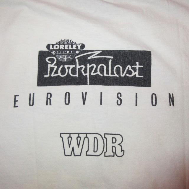 画像4: 【過去に販売した商品です/SOLD OUT】古着 WDR ROCKPAREST ロックパレスト レッチリ P-FUNK Tシャツ 90's/170601