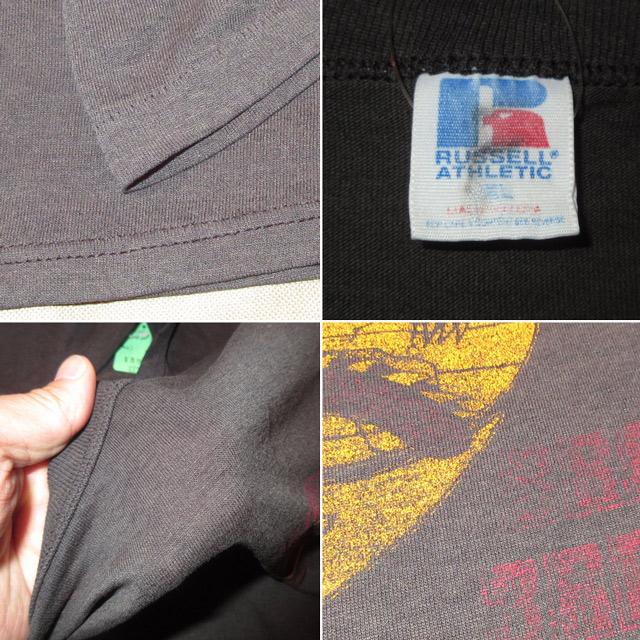 画像5: 古着 USMC マリンコープ アメリカ海兵隊 ミリタリー FAR EAST TOUR Tシャツ BLK 80's / 170606