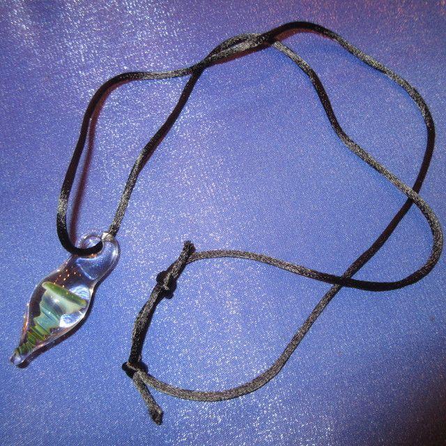 画像2: 新品 グラスアート GLASS ARTS ハンドメイド ガラス ペンダント 17-MCH-4 / 170608