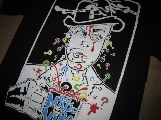 画像4: Dr.Maddvibe×Chibian Tシャツ Questionz ★ANGELO MOORE FISHBONE