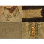 画像3: 古着 U.S.N. アメリカ海軍 N-1 デッキジャケット WALDES コの字留め 50年代 (3)