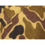 画像2: 古着 Woolrich ハンティングカモ ウールパンツ BEI USA製 80's /131218 (2)