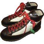 画像1: 新品 DANNER ダナー BECKEL CANVAS ベッケル社 コラボ ダナーライト ブーツ USA製 00's / 150325 (1)