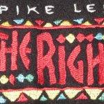 画像4: 古着 40 acres 40エイカース SPIKE LEE スパイクリー Do The Right Thing 映画 ラスタ スタジャン 90's / 151130 (4)