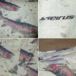 画像4: 新品  SEIRUS セイラス ヘアバンド スカーフ WHT 00's / 160814 (4)