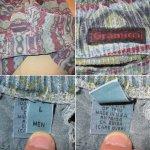 画像4: 古着 USA製 Gramicci グラミチ 民族柄 総柄 クライミングパンツ ショートパンツ ショーツ MIX 90's / 170605 (4)