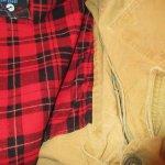画像9: 古着 60's BLUE BILL BY RED HEAD ダック地 ハンティングジャケット カバーオール / 171218 (9)