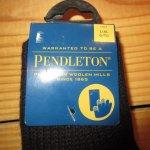 画像3: 新品 00's PENDLETON ペンドルトン ネイティヴ柄 ニットグローブ 手袋 TUQ/BLK / 180113 (3)