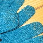 画像5: 新品 00's PENDLETON ペンドルトン ネイティヴ柄 ニットグローブ 手袋 TUQ/BLK / 180113 (5)