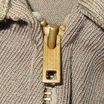 画像6: 古着 50's Penney's ペニーズ ストアブランド whipcord ウィップコード ジャケット KHA / 180208 (6)