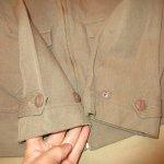 画像8: 古着 50's Penney's ペニーズ ストアブランド whipcord ウィップコード ジャケット KHA / 180208 (8)