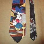 画像3: 古着 90's MICKEY MOUSE ミッキーマウス DISNEY ネクタイ カウボーイ / 180210 (3)