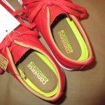画像10: 新品 00's CONS SB コンバース ONE STAR ワンスター レザー LUNARLON ルナロン スニーカー RED / 180323 (10)