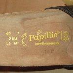画像9: 美品 00's Papillio by BIRKENSTOCK アニマル サンダル BLK  / 180527 (9)