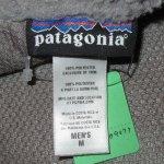 画像8: 古着 00's patagonia パタゴニア RETRO-X フリースベスト GRY / 181119 (8)