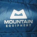 画像5: 新品 00's MOUNTAIN EQUIPMENT マウンテンイクイップメント Dewline vest ダウンベスト BLUE / 181119 (5)