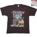 画像1: 古着 80's SUICIDAL TENDENCIES スイサイダルテンデンシーズ JOIN THE ARMY Tシャツ BLK / 181121 (1)