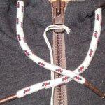画像4: 新品 00's prana プラナ Lifestyle Full Zip Lined Hood 内ボア スウェットパーカ BLK /181204 (4)