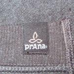 画像7: 新品 00's prana プラナ Lifestyle Full Zip Lined Hood 内ボア スウェットパーカ BLK /181204 (7)
