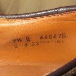 画像6: 古着 80's WALKOVER ウォークオーバー レザー サドルシューズ BEI×BRW  / 181211 (6)