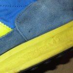 画像9: 古着 80's adidas アディダス TRX スニーカー ユーゴスラビア製 / 181213 (9)