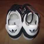 画像5: 新品 00's adidas アディダス GAZELLE ガッツレー スニーカー NVY / 181213 (5)