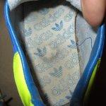 画像11: 古着 80's adidas アディダス TRX スニーカー ユーゴスラビア製 / 181213 (11)
