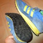 画像10: 古着 80's adidas アディダス TRX スニーカー ユーゴスラビア製 / 181213 (10)
