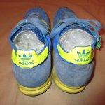 画像6: 古着 80's adidas アディダス TRX スニーカー ユーゴスラビア製 / 181213 (6)