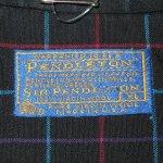 画像4: 古着 70's SIR PENDLETON ペンドルトン ウールシャツ BLK /181218 (4)