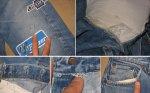 画像4: 古着 LEVI'S リーバイス 501 ビッグE デニム ワッペン 60年代 ヴィンテージ (4)