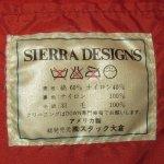 画像6: 古着 70's SIERRA DESIGNS シェラデザイン 7本木 6040クロス ダウンジャケット アウトドア スタック大倉 USA製 BEI / 190108 (6)