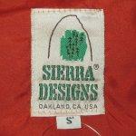 画像4: 古着 70's SIERRA DESIGNS シェラデザイン 7本木 6040クロス ダウンジャケット アウトドア スタック大倉 USA製 BEI / 190108 (4)