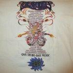 画像4: 古着 90's LOLLAPALOOZA 1995 ロラパルーザ Tシャツ WHT / 190110 (4)
