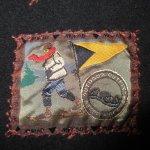画像5: 古着 80's Eddie Bauer エディバウアー スキーパッチ ウール混 ベスト 黒タグ BLK / 190122 (5)