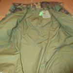 画像11: 古着 90's US ARMY AIR FORCE M-65 ミリタリー フィールドジャケット カモ 時計仕掛けのオレンジ /190127 (11)