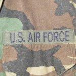 画像6: 古着 90's US ARMY AIR FORCE M-65 ミリタリー フィールドジャケット カモ 時計仕掛けのオレンジ /190127 (6)