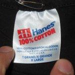 画像5: デッドストック 90's HENRY ROLLINS ヘンリーロリンズ Tシャツ BLK / 190128 (5)