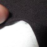 画像8: デッドストック 90's HENRY ROLLINS ヘンリーロリンズ Tシャツ BLK / 190128 (8)